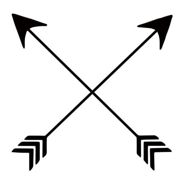 Did You Know That Crossed Arrows Are A Native American Symbol For