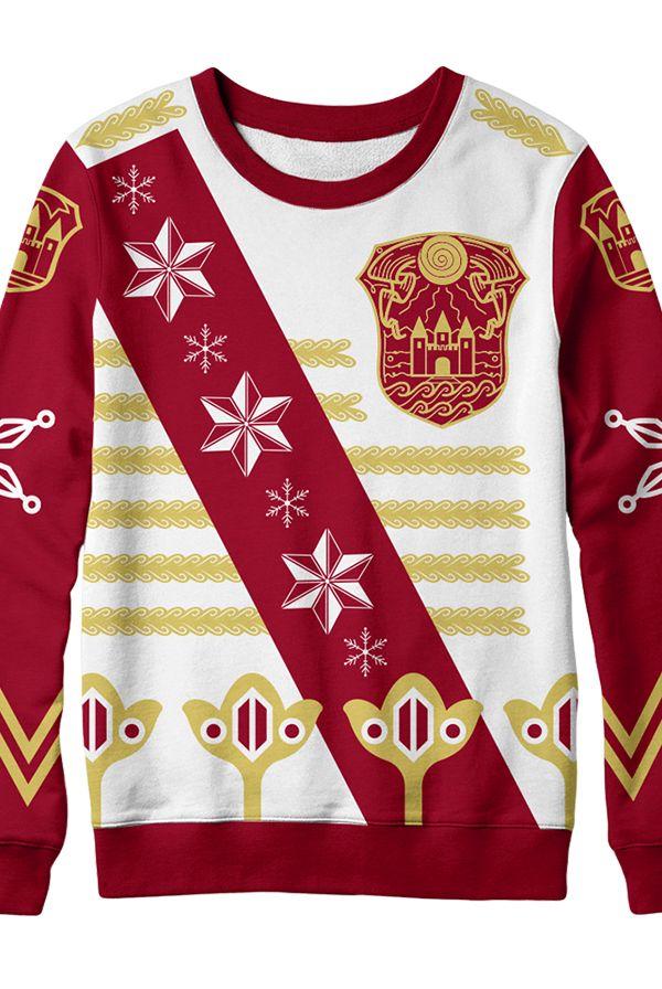 Creativity Christmas Sweater | Roman Sanders | Pinterest