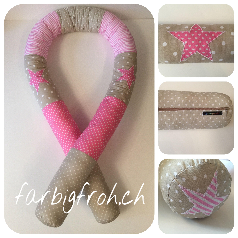 www.farbgfroh.ch #Bettschlange