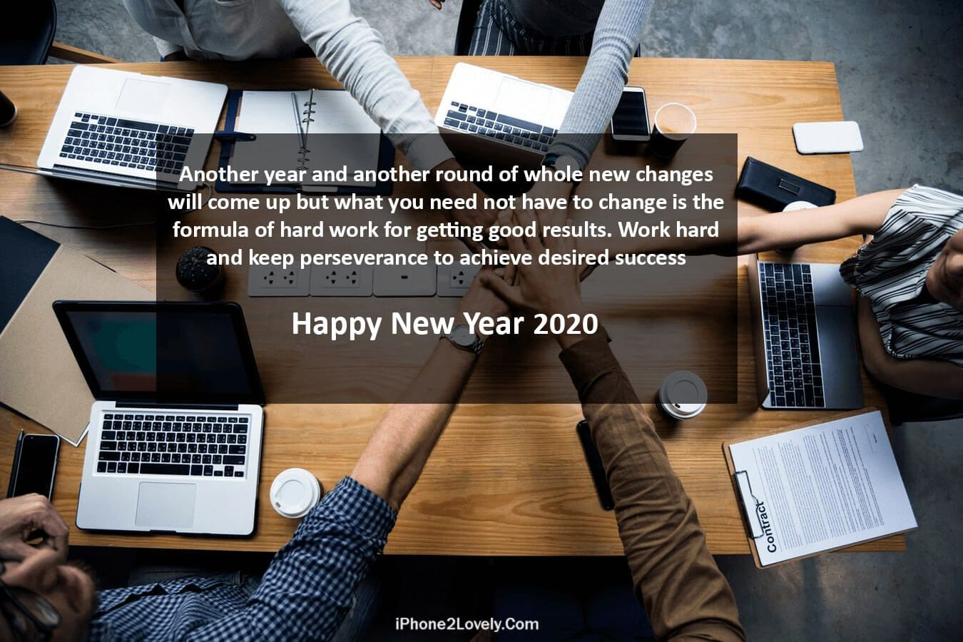 New Year 2020 Quotes To Wish Boss From Collegues New