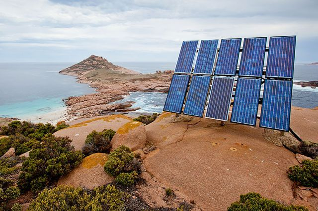 These Islands Are Showing the World How to Ditch Fossil Fuels