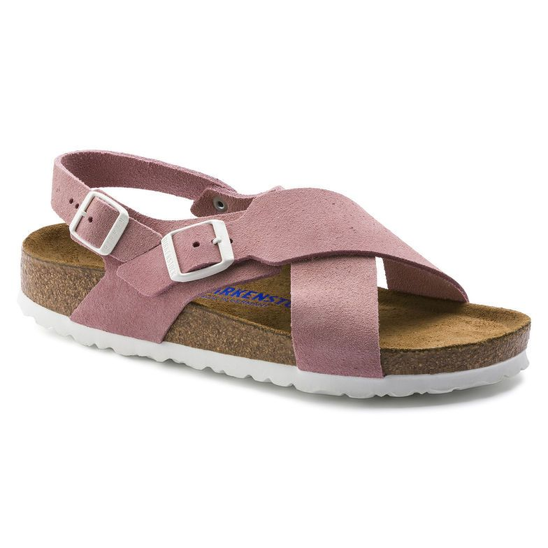 29d02b191 Birkenstock Tulum Suede Leather | Shoes in 2019 | Suede leather ...