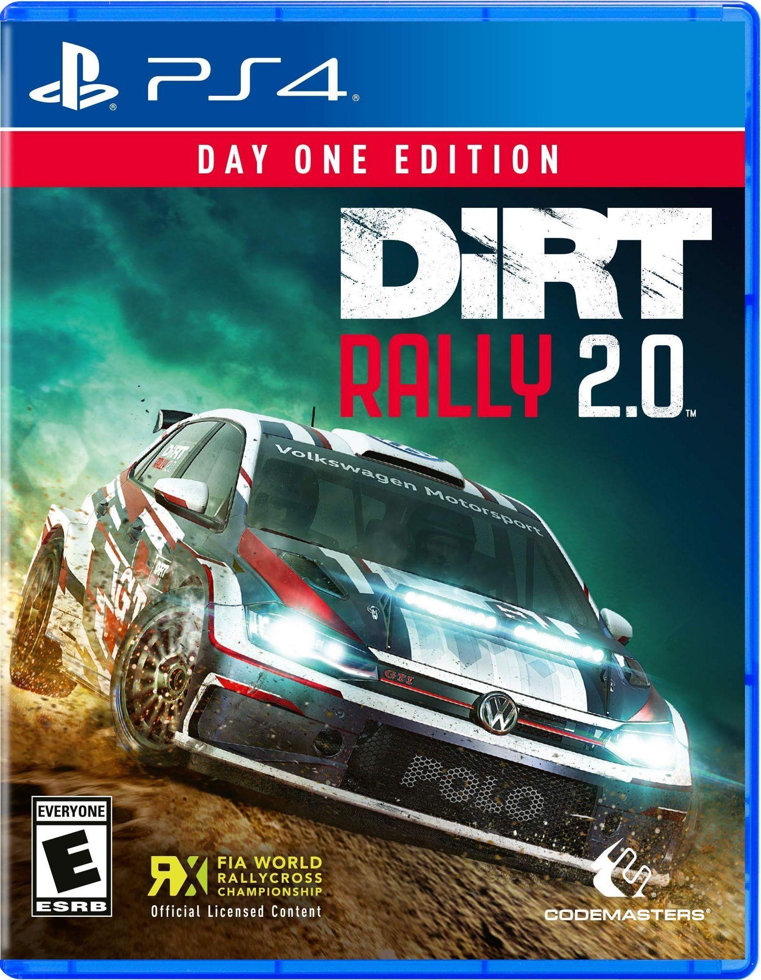 Dirt Rally 2.0 (SEMINUEVO)