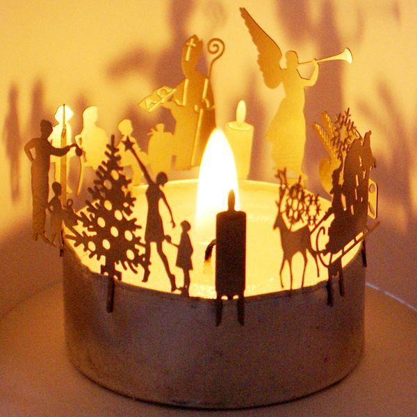 Süße Idee: Advent - Der wohl kleinste Adventskranz der Welt von 13gramm auf DaWanda.com