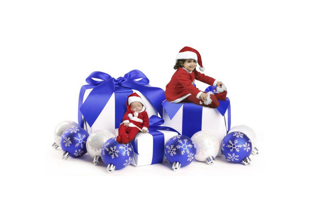 #Fotomontaje navideño.