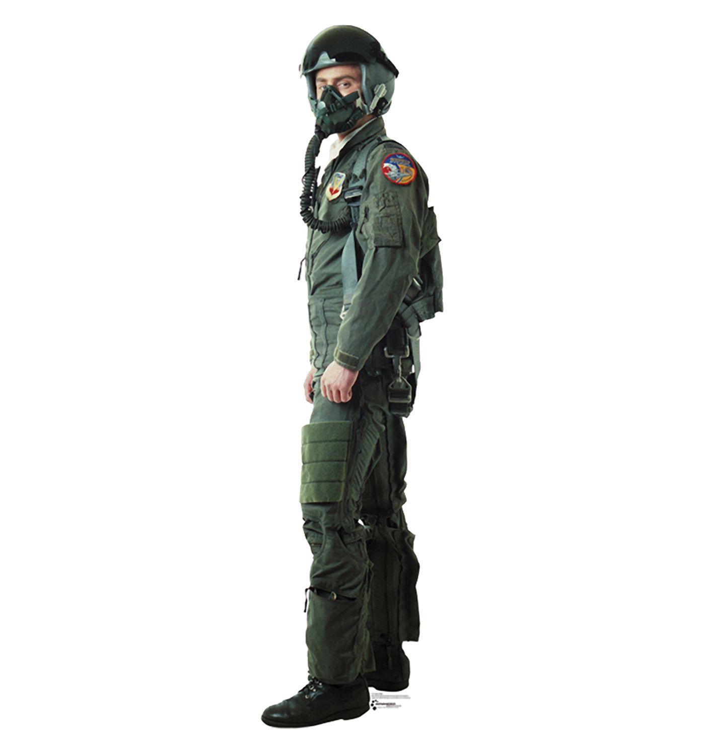 Fighter Pilot Cardboard Cutout Fighter Pilot Air Force Us Fighter Jets