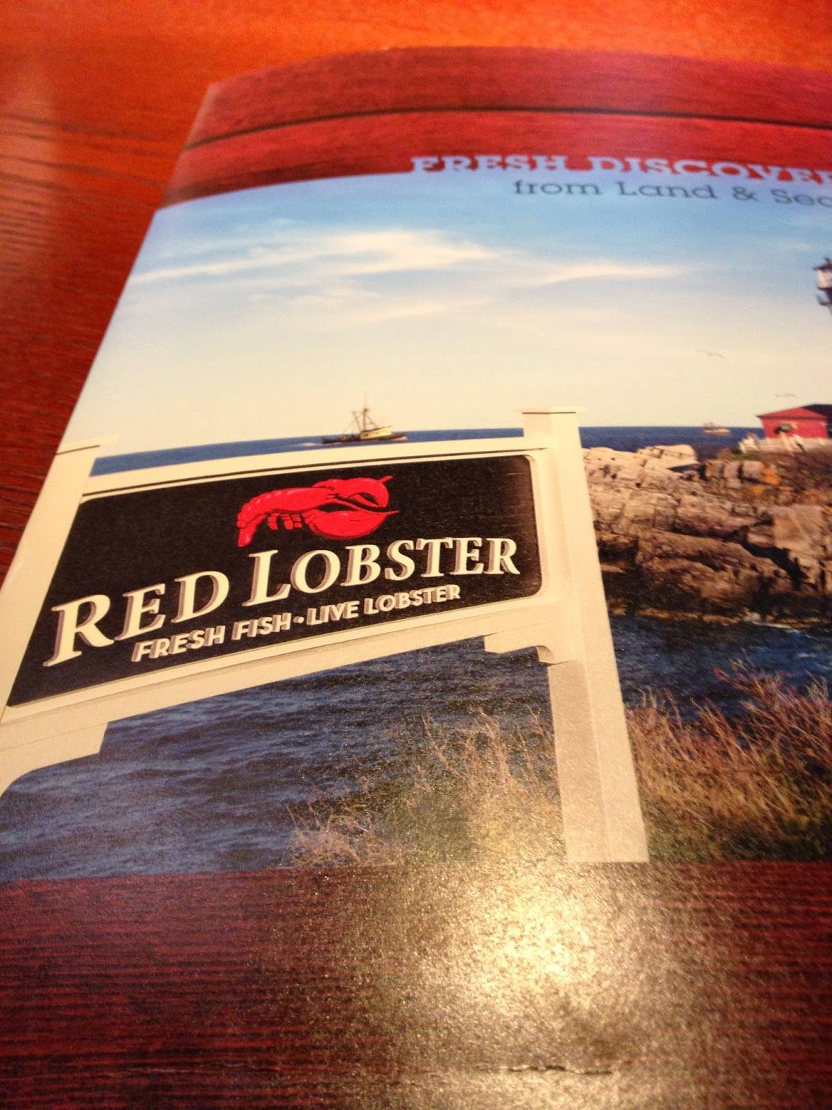 It Glamour: Red Lobster, Miami
