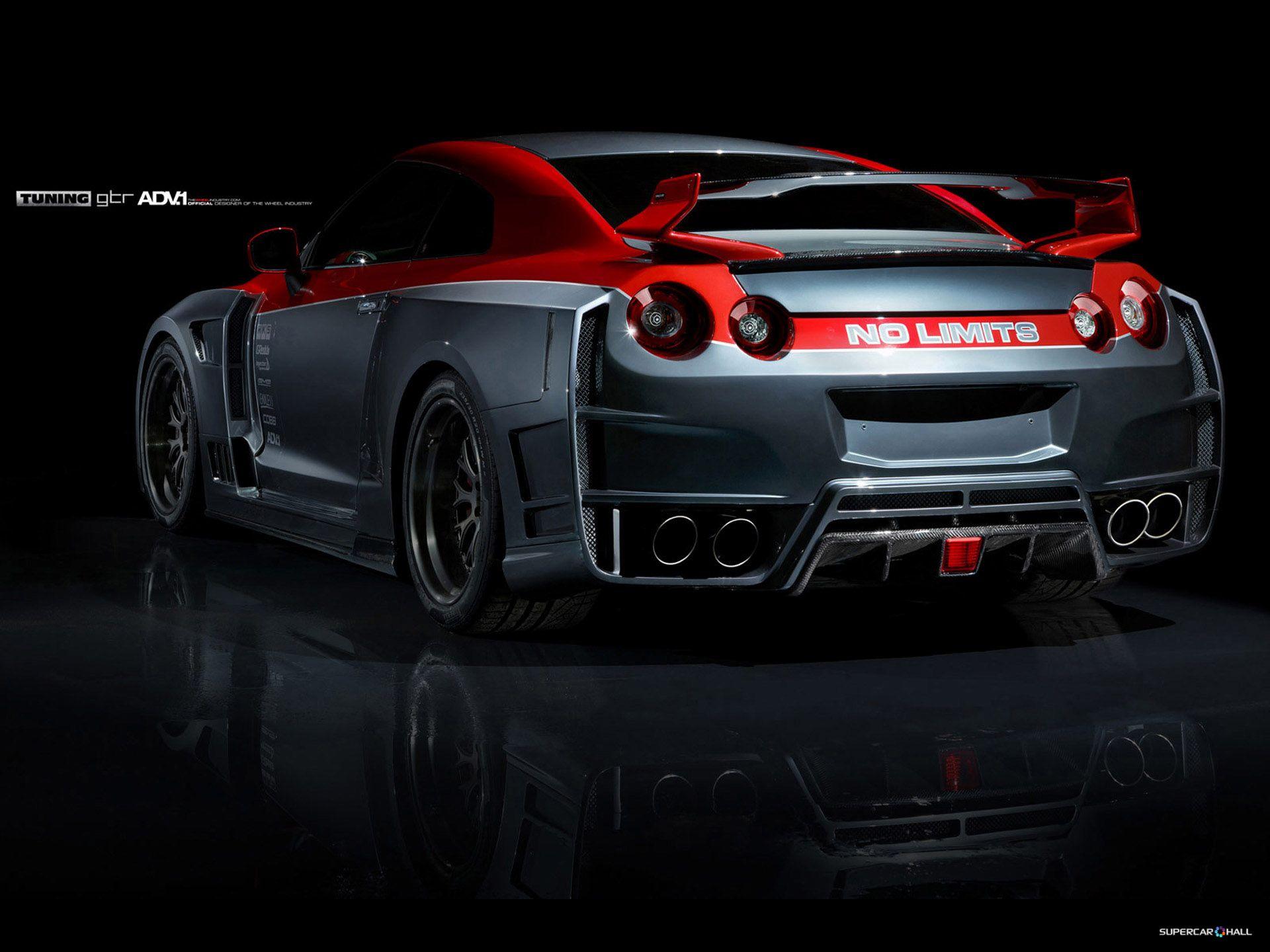 nissan gtr red Sök på Google Car wheels, Mustang cars