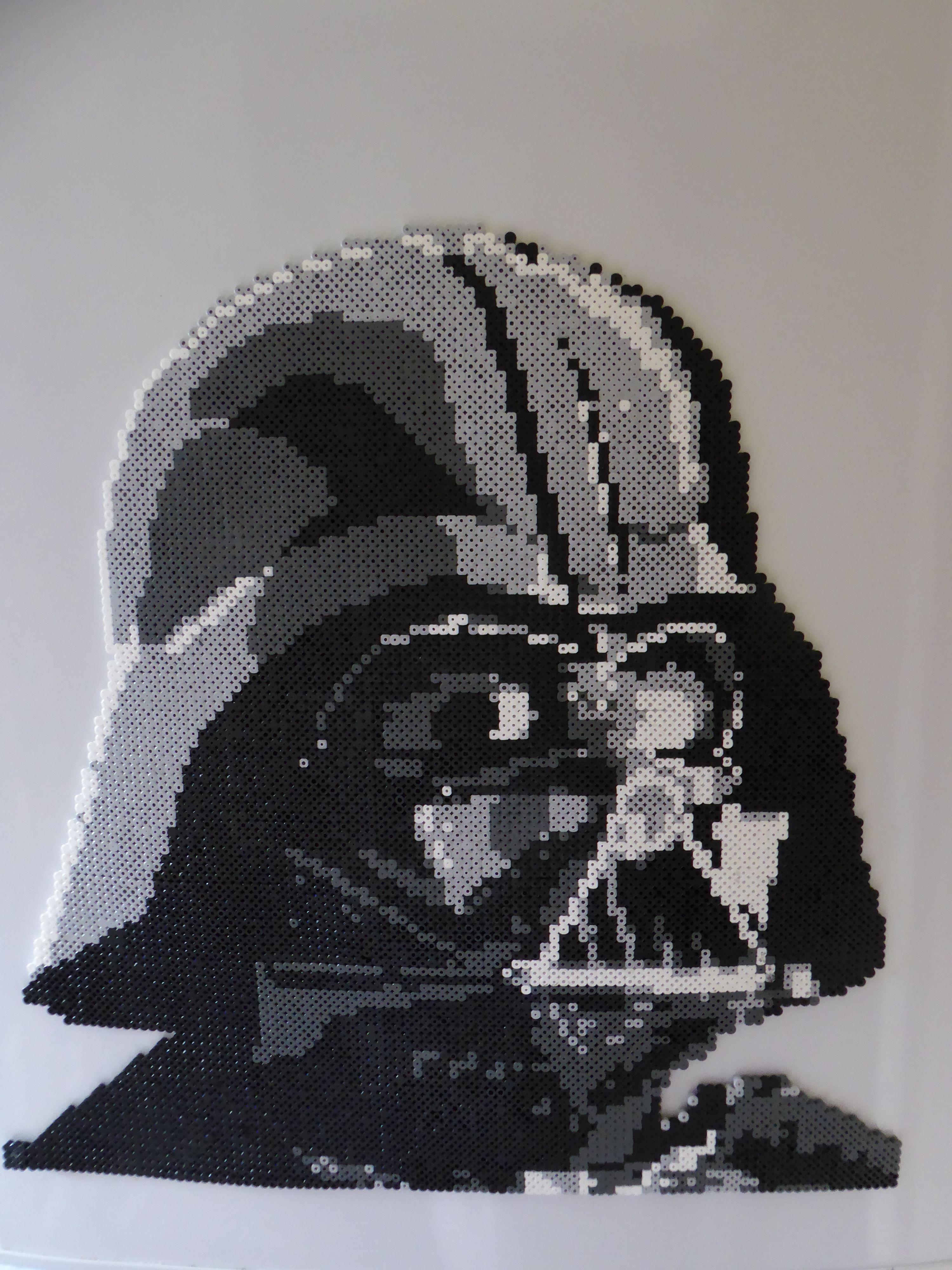 Star Wars Yoda Sprite Perler Beads Bugelperlen Perler Bead