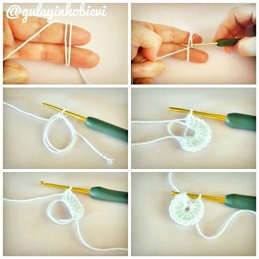 Yarn&Baby Amigurumi Diş Kaşıyıcı Ahşap Yassı Halka 70 mm | 512x512