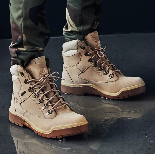 Footwear · #WIFIH Timberland releases a limited run of their 6 inch  Gore-Tex field boot