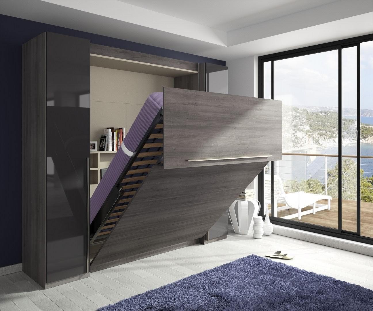 Appartement in utrecht met hoogslaper style work