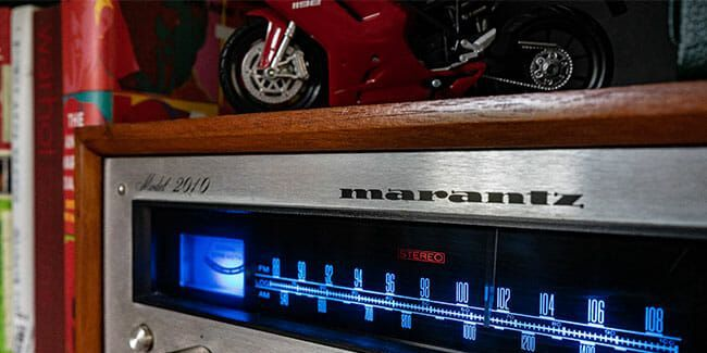 Shopping for a Vintage Marantz Receiver? Here's What You Need to Know