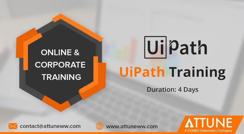 UiPath Training | Java | Online training courses, Training