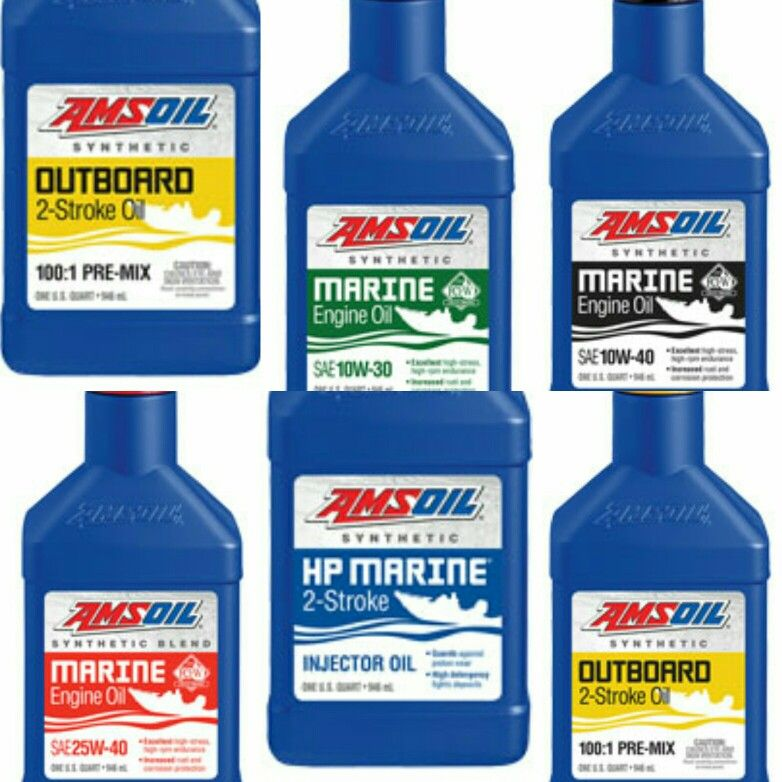 Amsoil Marine Oils Which One Is Approved Your You Engine Click