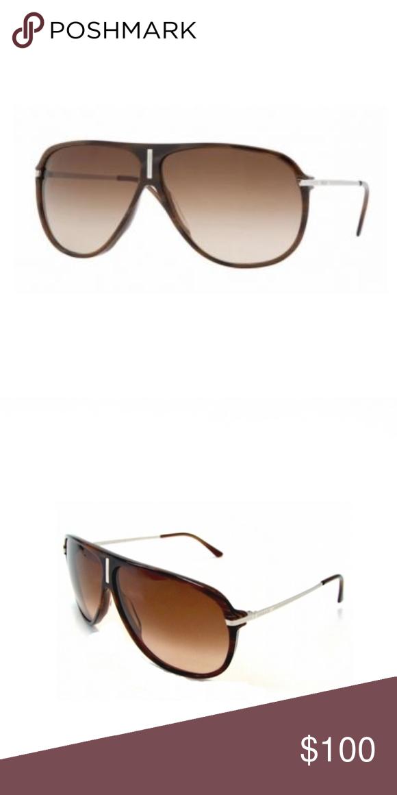a1f5f7f72 Versace Aviator Sunglases MOD 4165 Bron Havana comes in original box!  Versace Accessories Sunglasses