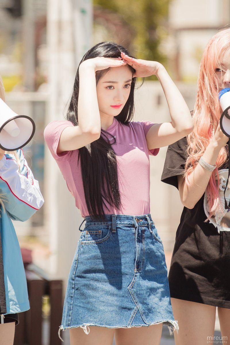Idol Looks On Twitter Girl Mini Skirts Fashion
