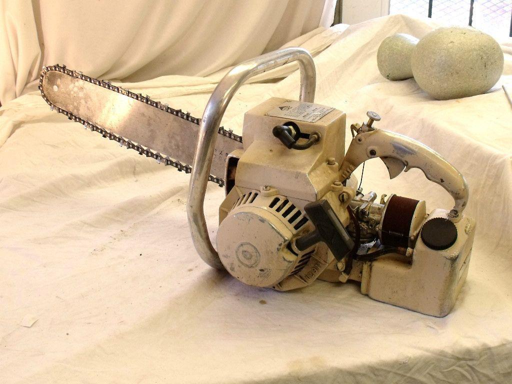 Old Vintage Shreveport La Beaird Poulan Model 31 Chainsaw Chain Saw