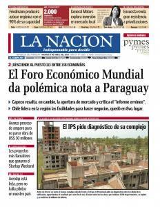La Nación - Indispensable para decidir - Noticias del Paraguay y el mundo