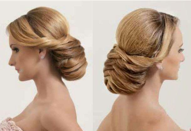 Peinado Recogido Elegante Para Fiesta Paso A Paso Peinados Para Cabello Largo Peinados Poco Cabello Peinados