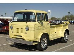 Super Nice 1958 Jeep Fc 170 For Sale Has Won Both People S Choice