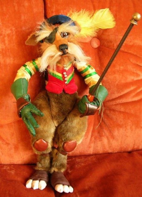 Labyrinth Movie Plush Toys, Sir Didymus, Worm & Fireys