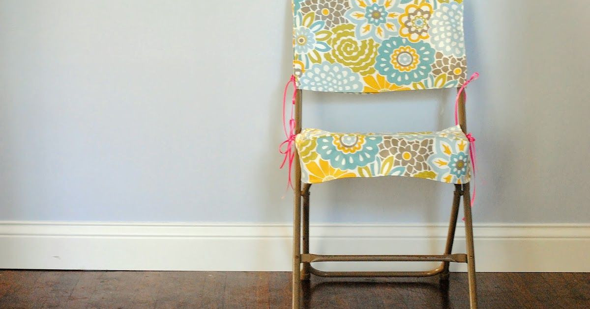 Diy Folding Chair Slipcover Slipcovers For Chairs Folding