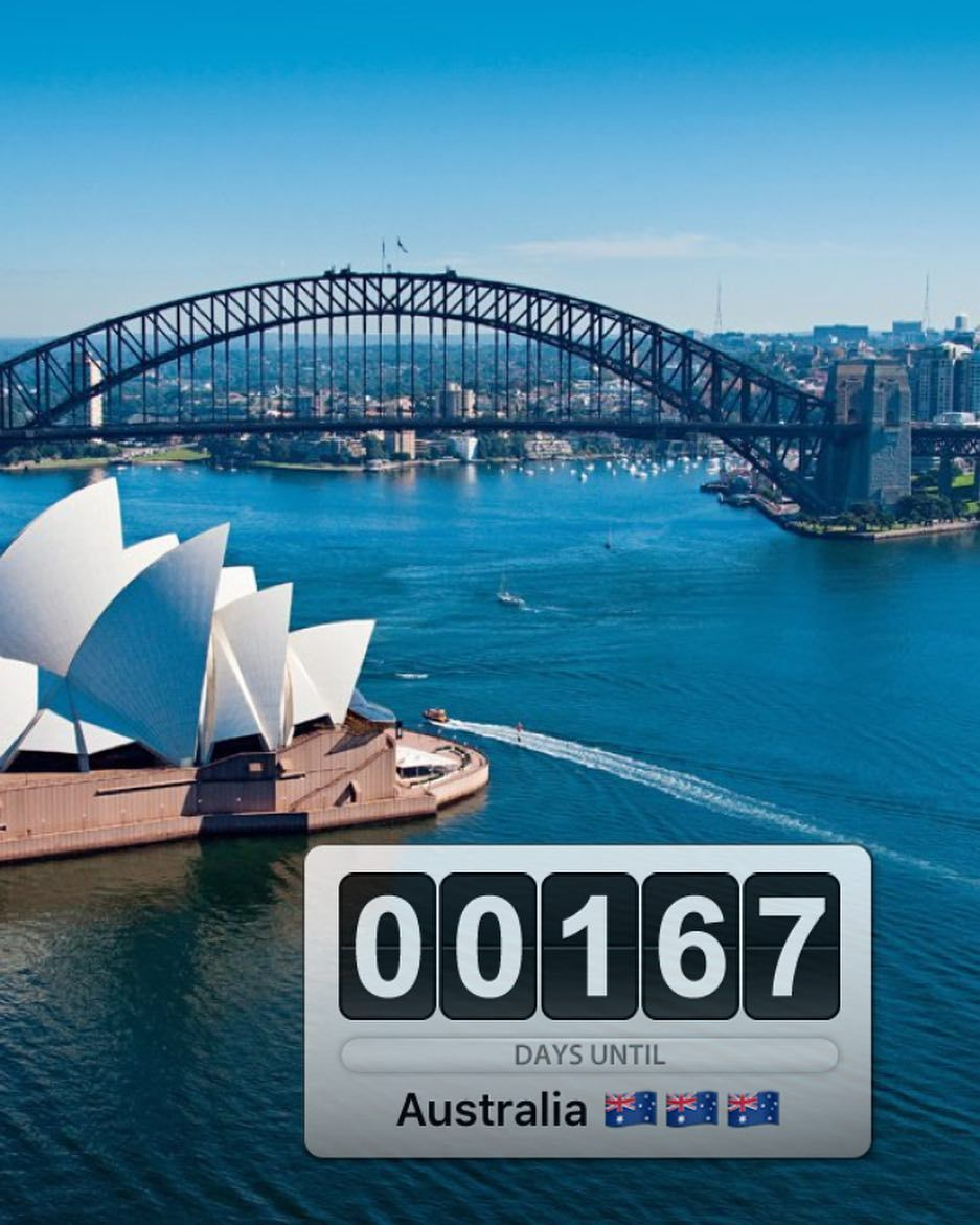 Just Booked My Trip To Australia Sydney Brisbane Byron - Vacation to australia