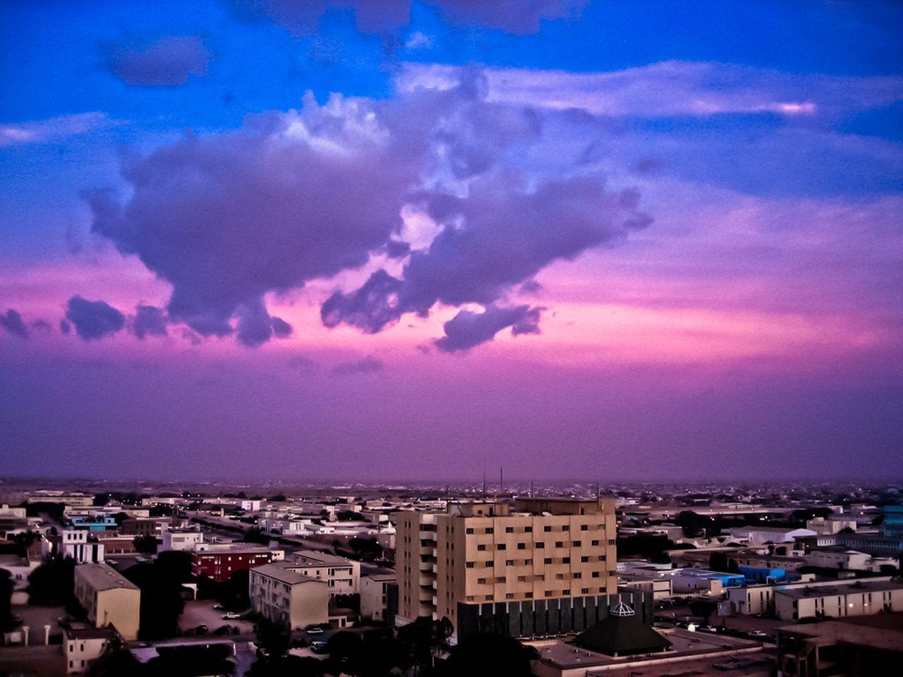 Mauritania Nouakchott Mauritania Nouakchott Capitals of