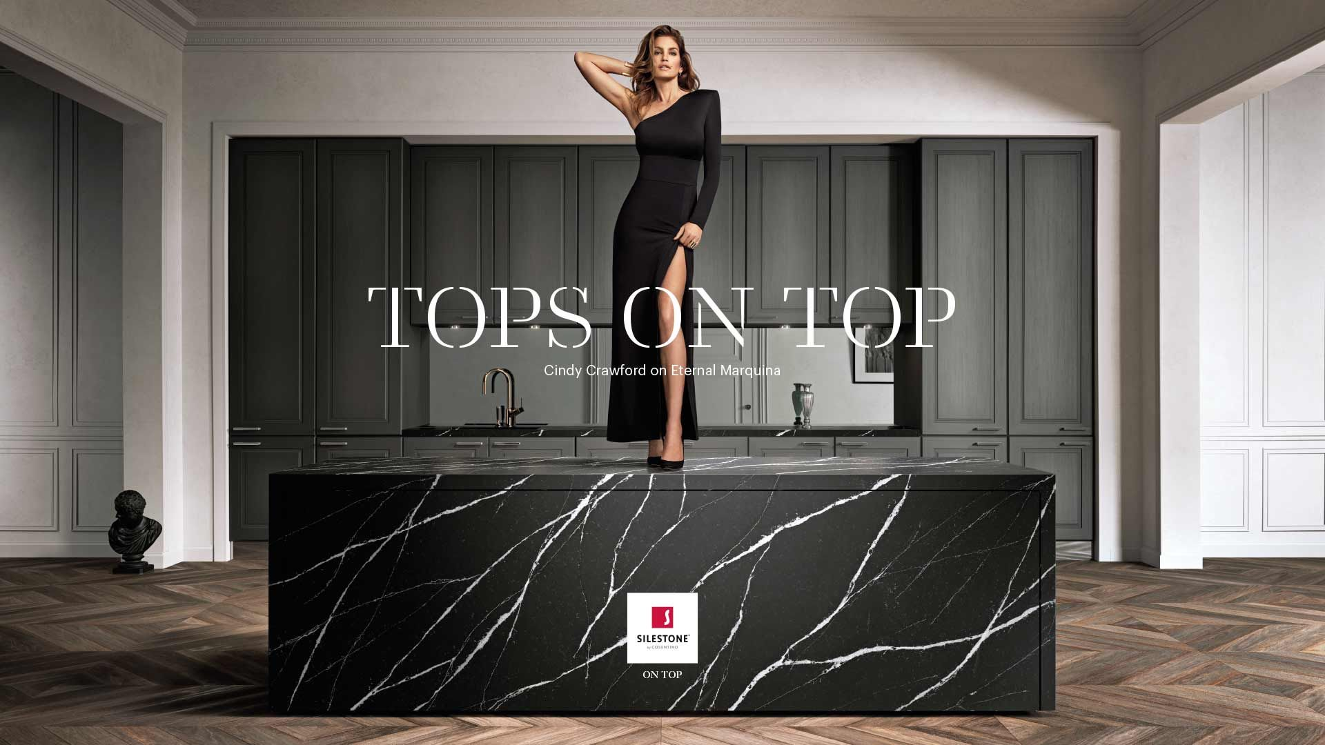 Campaign Tops on Top Silestone shot by the fashion photographer ...