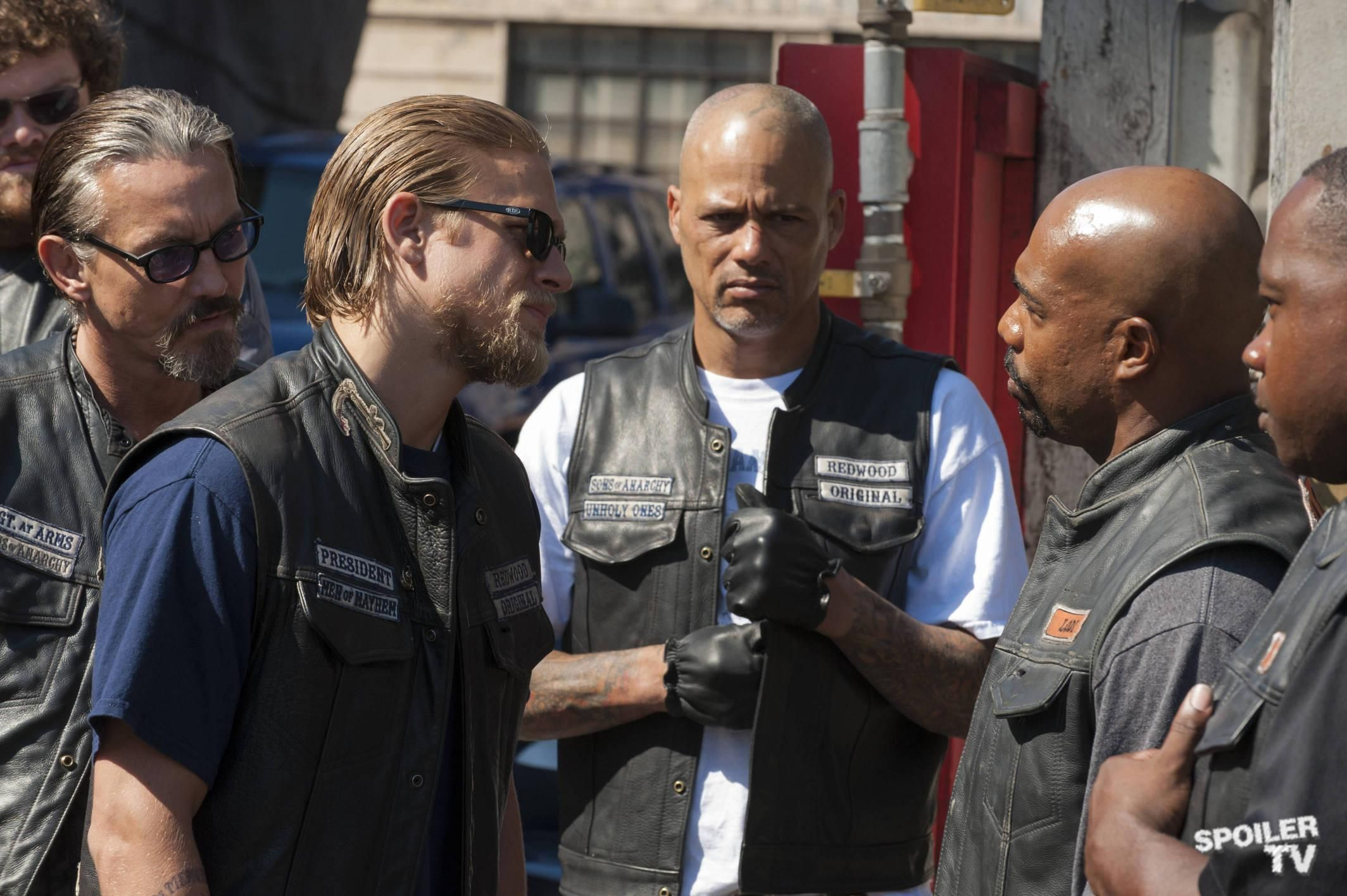 "Sons of Anarchy ""Crucifixed"" S5EP10"