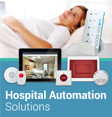 Home Automation Bangalore: Ensuring patient comfort with