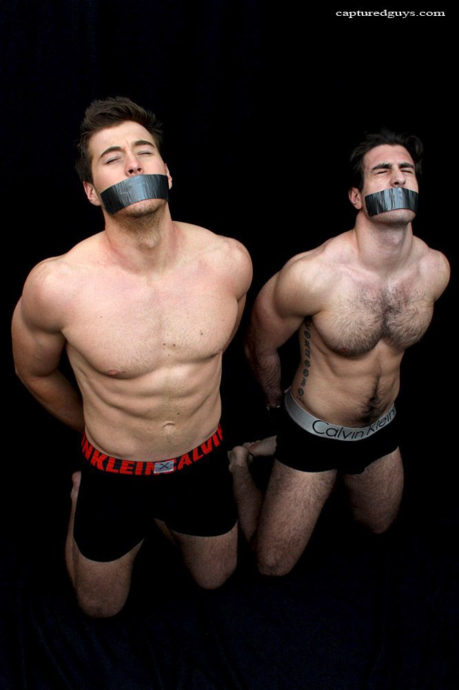gay slave gagged