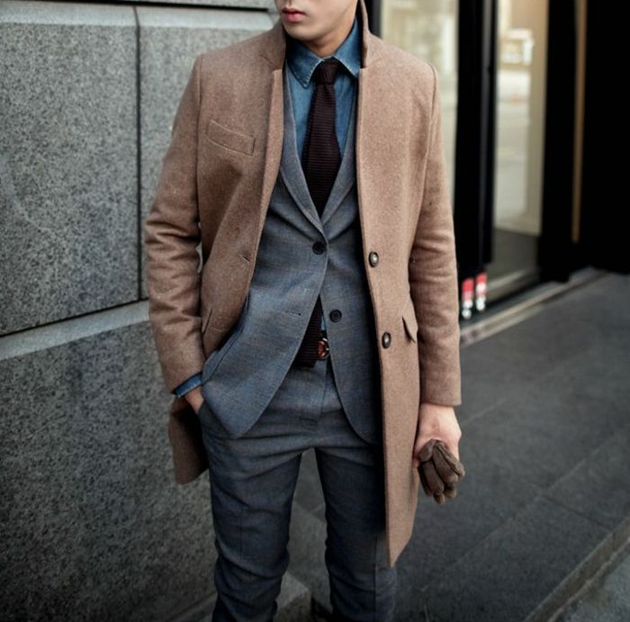 long 48 Les en homme Lifestyle le chez photos manteau tendances xr40wq4I1
