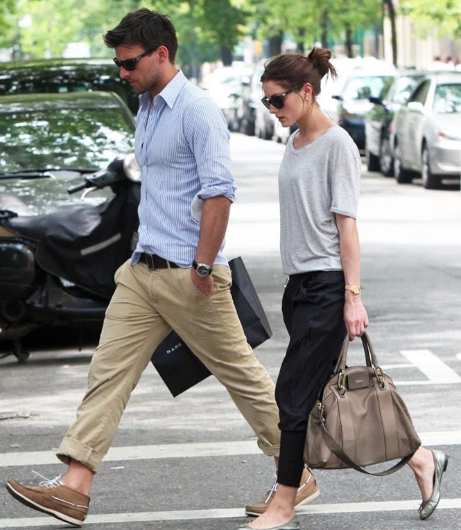 Photo of Style Icon – Johannes Huebl (and Olivia Palermo)