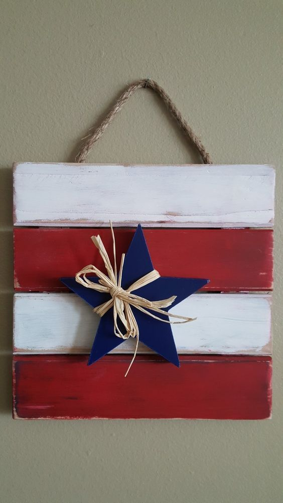 Patriotic Crafts For Seniors 4th Of July