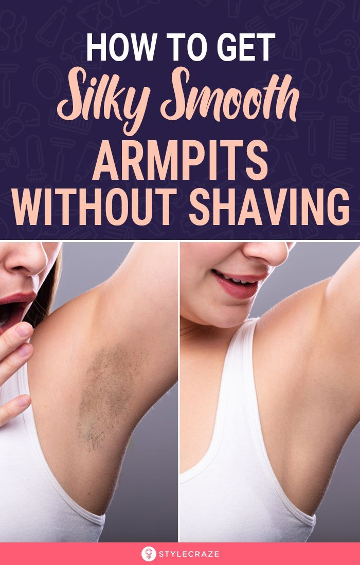 5 Ways To Get Silky Smooth Armpits Without Shaving Them: What if you could achieve those smooth underarms without touching the razor? We've put together five such ways that will make you ditch the razor forever. #Tips #Tricks #Beauty #BeautyTips