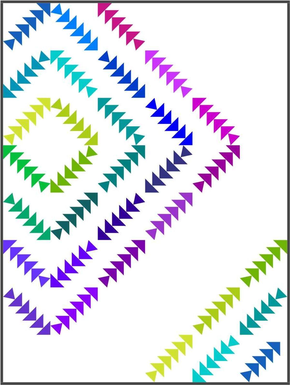 Duck Duck Goose Quilt Pattern | Modern Quilts | Pinterest