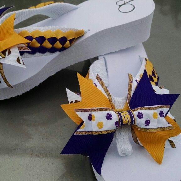 LSU flip flops