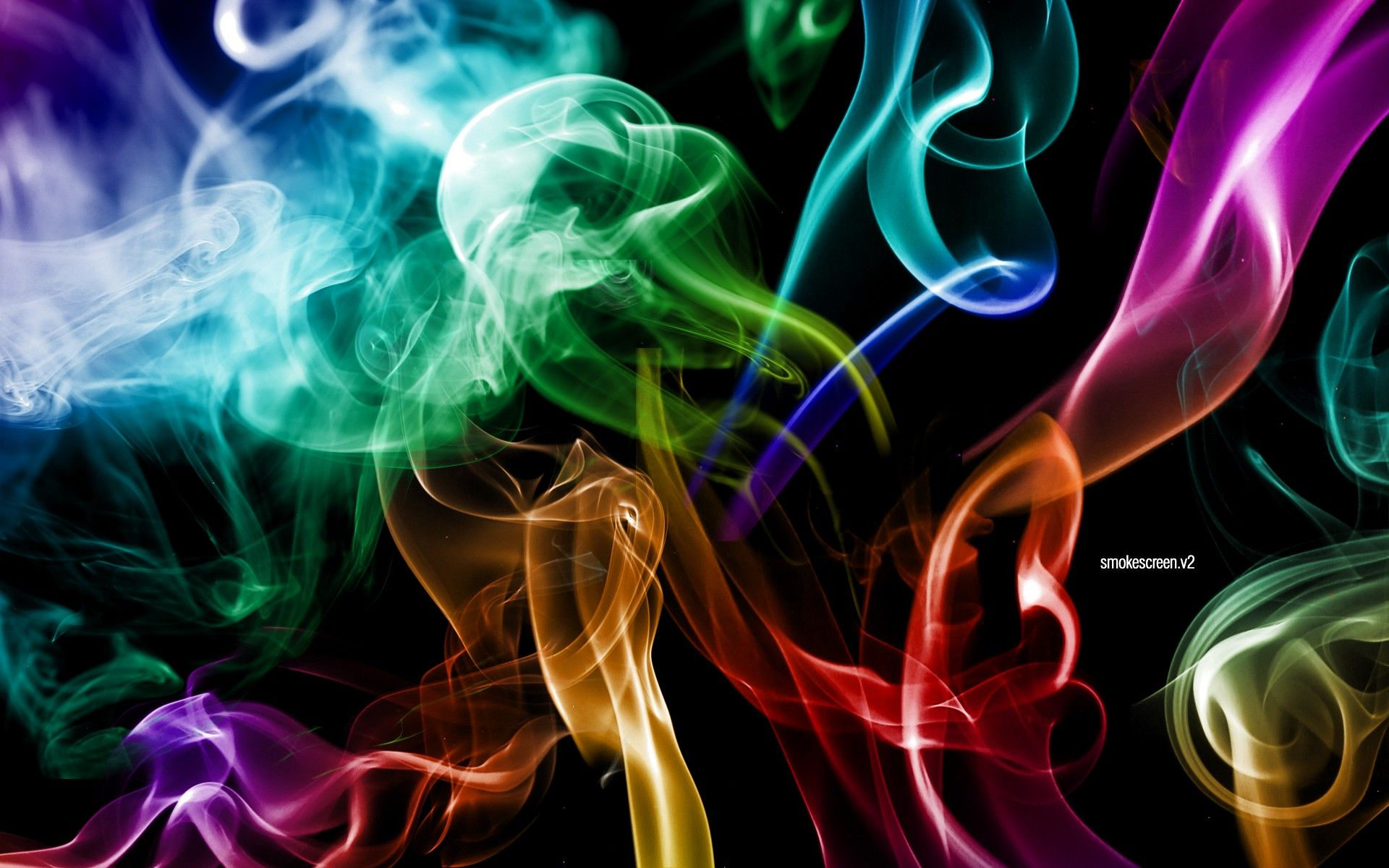 Hd wallpaper colour - Hd Wallpaper Color Smoke Colors