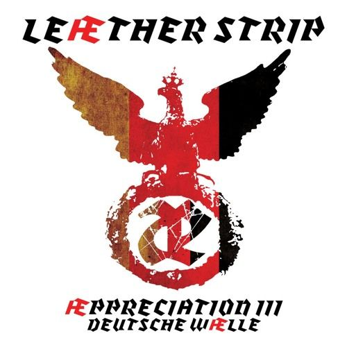 Leether Strip Eisber Appreciation, Deutsch, Spotify app