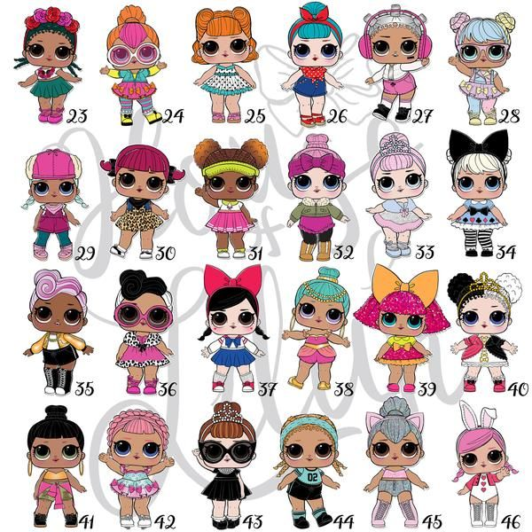 Lol Dolls Backpack Any Doll And Name Lol Dolls Doll Backpack Dolls