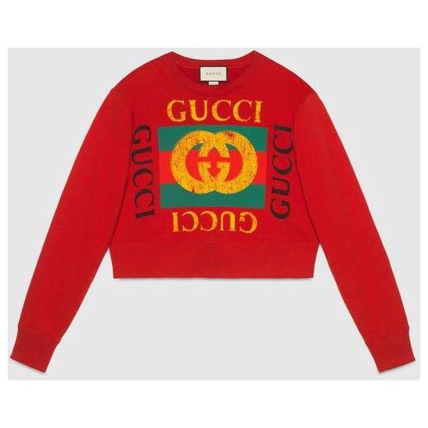 Gucci Women S Sweatshirt With Gucci Logo ( 1 1a72d73ea7