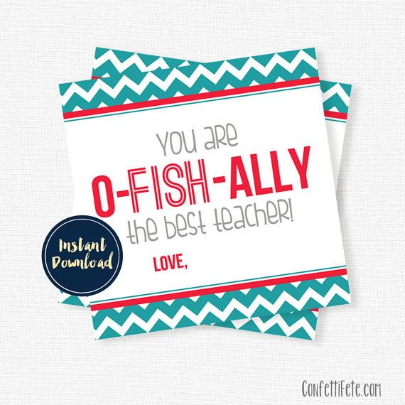 picture about O Fish Ally Printable named O-Fish-Ally Tags, Most straightforward Instructor Tag, Trainer Reward Tags