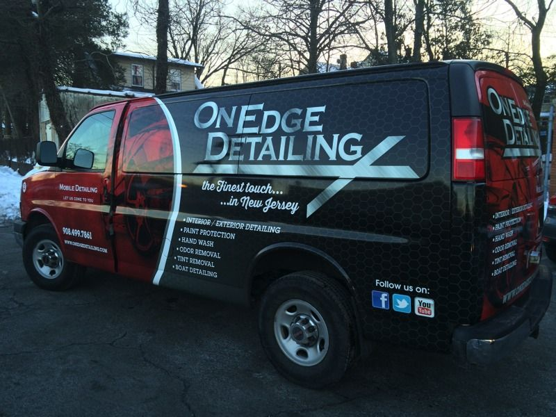 Mobile Auto Detail Car Detailing Fleet Wash (With