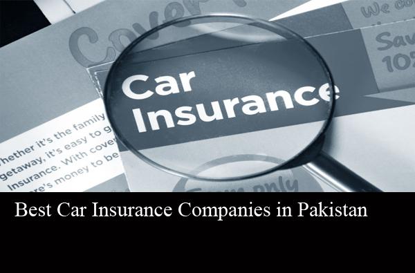 Best Car Insurance Companies In Pakistan Best Car Insurance