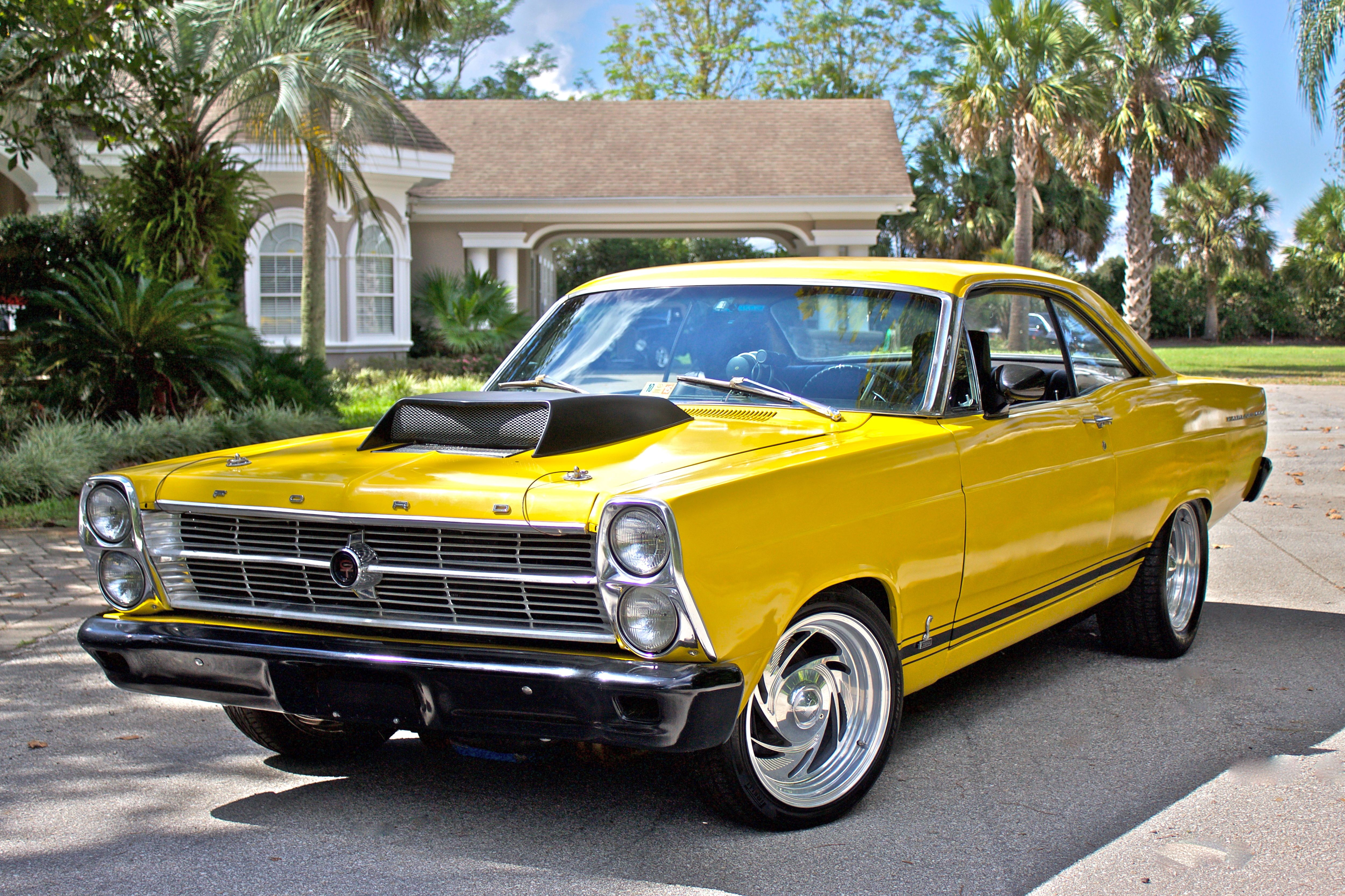 1966 Ford Fairlane 500 Gt For Sale All Collector Cars With