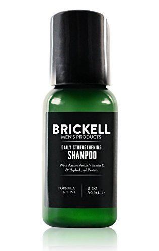 Brickell Men's Products Daily Strengthening Shampoo ** For