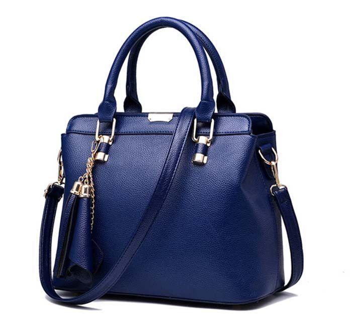 c008c04453 Famous Brand Luxury Women Leather Handbags Women s Trunk bolsos Quality  Messenger Bags Shoulder Bag Sac A Main Femme De Marque