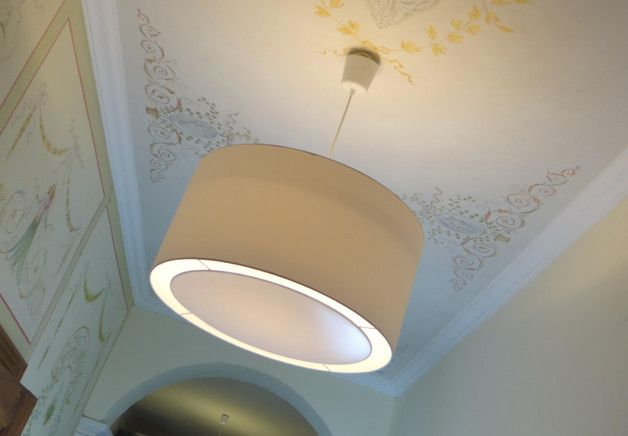 Lampenschirm Weiss 100cm Diffusor Lampenschirme Lampen Kerzen